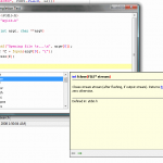 Autocompletion Preview