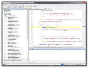 Java Outline Tree