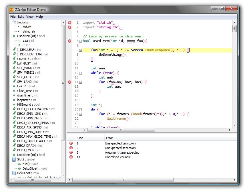 Bracket Matching Improvements « Fifesoft Blog